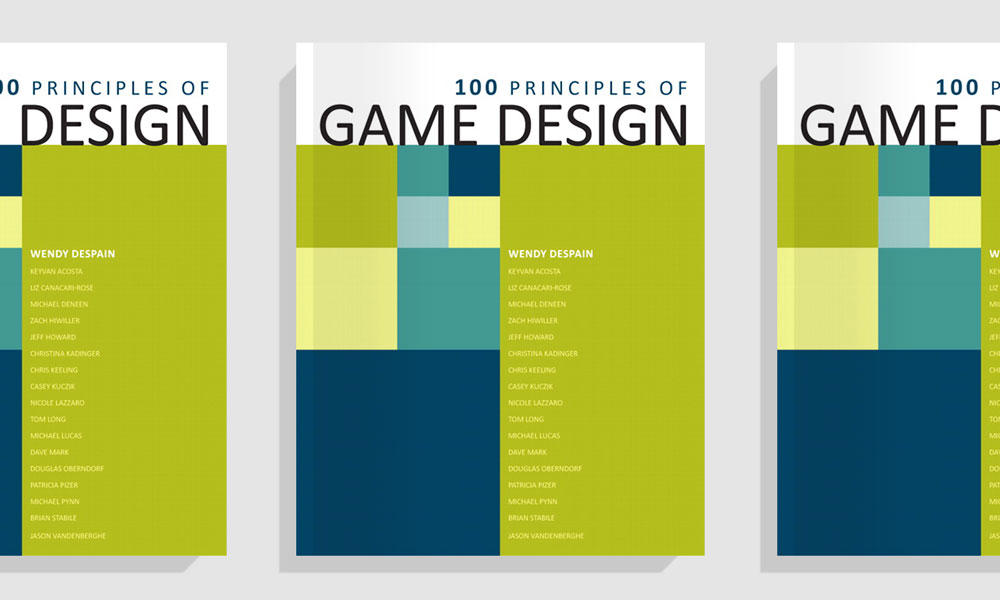 Book Cover Design Principles : Ray yuen principles of game design