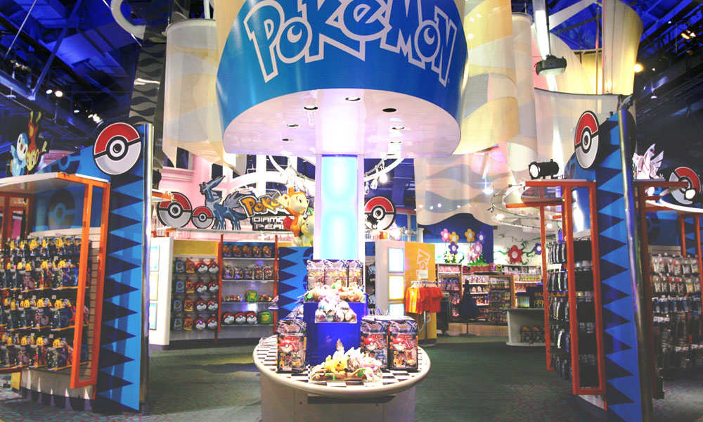 Pokedex Toys R Us : Ray yuen pokémon toys r us feature shop