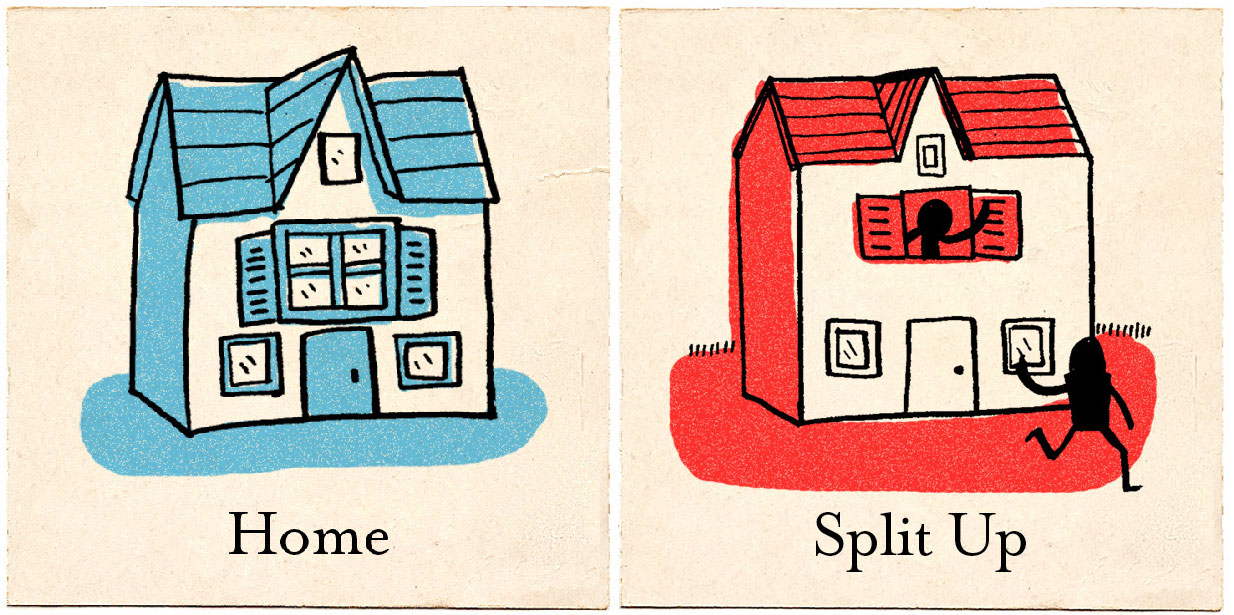 Home / Split Up